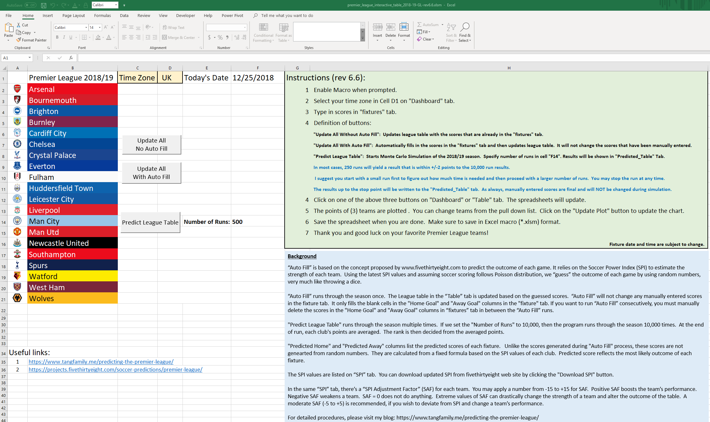 download ms excel 2018 free